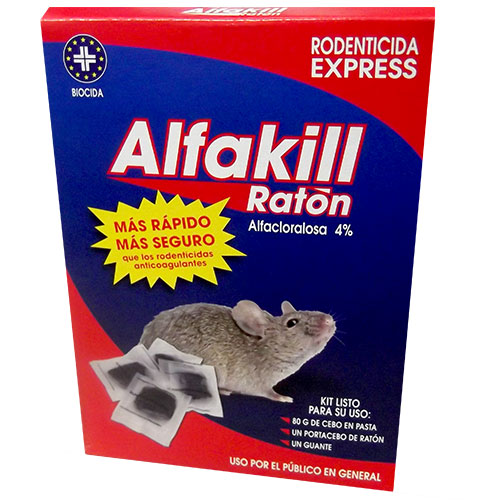 Alfakill ratón
